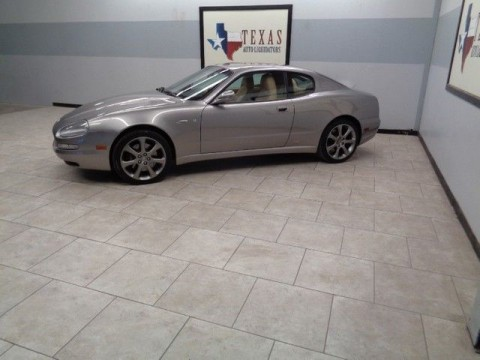 2004 Maserati Cambiocorsa Coupe 4.2 V8 for sale