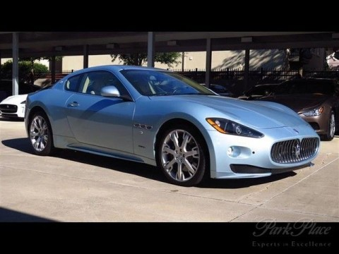 2012 Maserati Gran Turismo S Coupe for sale