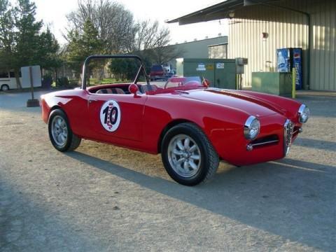 1962 Alfa Romeo Giulietta Spider for sale