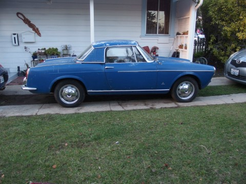 1966 Fiat 1500 Cabriolet for sale