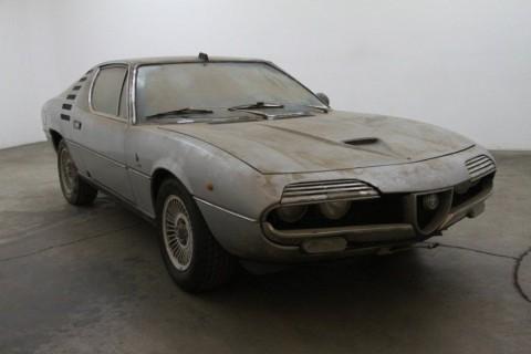 1970 Alfa Romeo Montreal Beige Corduroy for sale