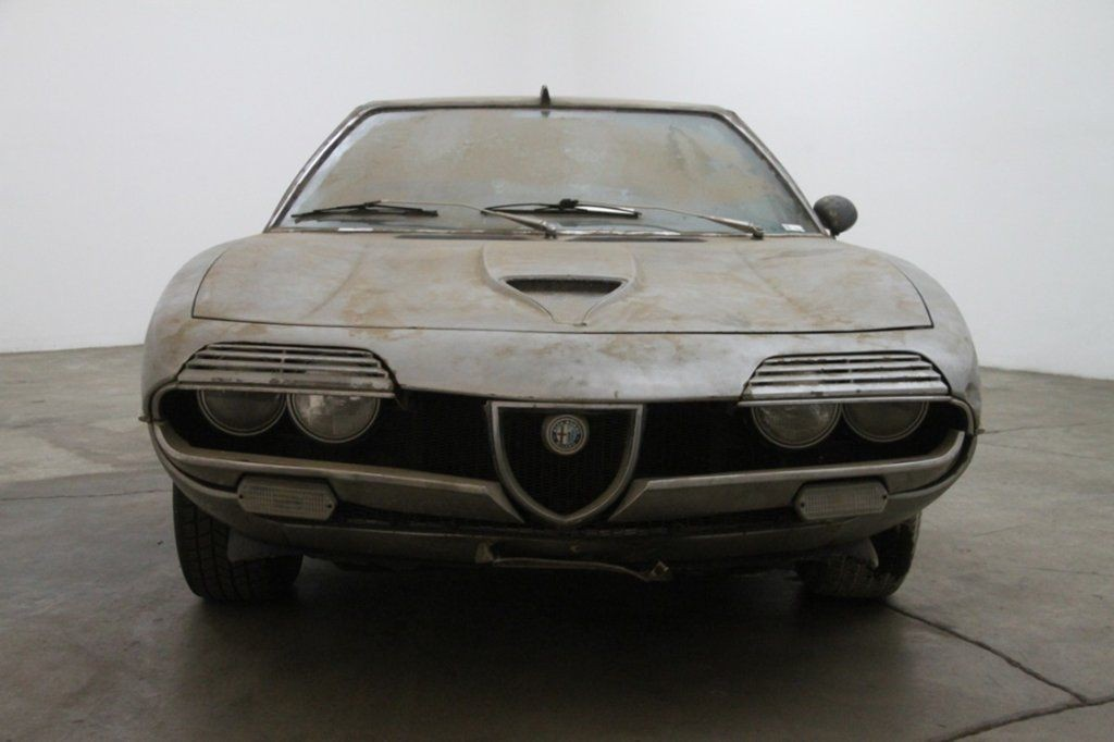 Alfa Romeo Montreal Beige Corduroy Italian Cars For Sale X on Alfa Romeo Spider Veloce 1987