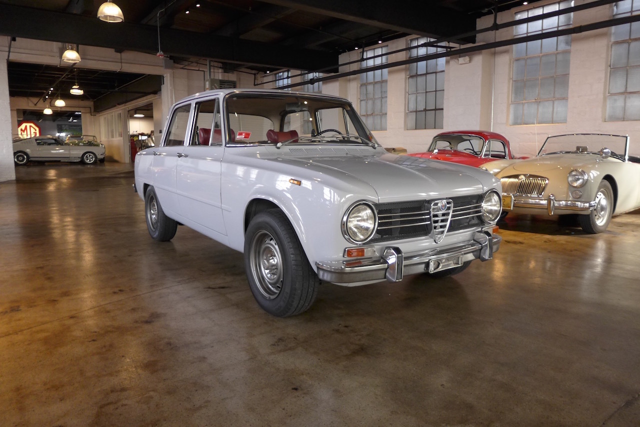 1971 alfa romeo giulia 1300 super for sale. Black Bedroom Furniture Sets. Home Design Ideas