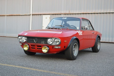 1972 Lancia Fulvia HF S2 Holy Grail HF for sale