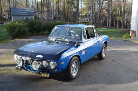 1973 Lancia Fulvia Montecarlo 2nd Series for sale