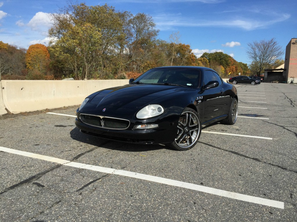 2004 maserati coupe gt coupe for sale. Black Bedroom Furniture Sets. Home Design Ideas