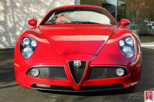 Alfa romeo 8c engine sound 13