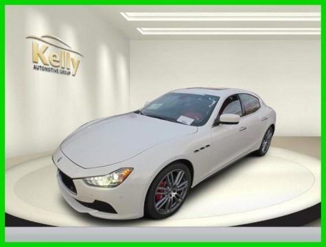2015 Maserati Ghibli S Q4 for sale