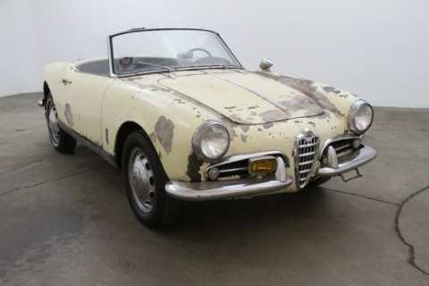 1959 Alfa Romeo Giulietta Spider for sale