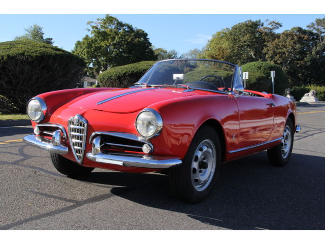 Alfa Romeo Spider  eBay