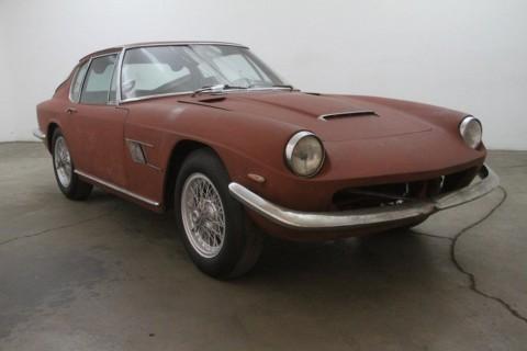 1966 Maserati Mistral for sale