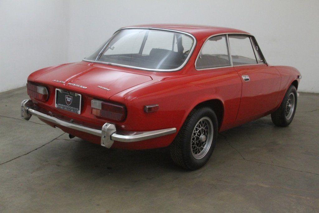 1971 Alfa Romeo 1750 GTV
