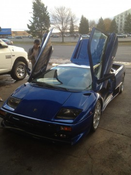 1971 Lamborghini Diablo for sale