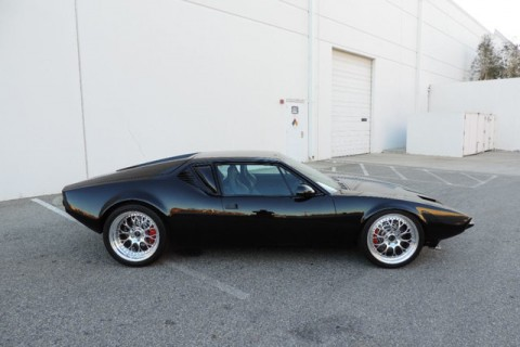 1972 De Tomaso Pantera Built by Don Byers for sale