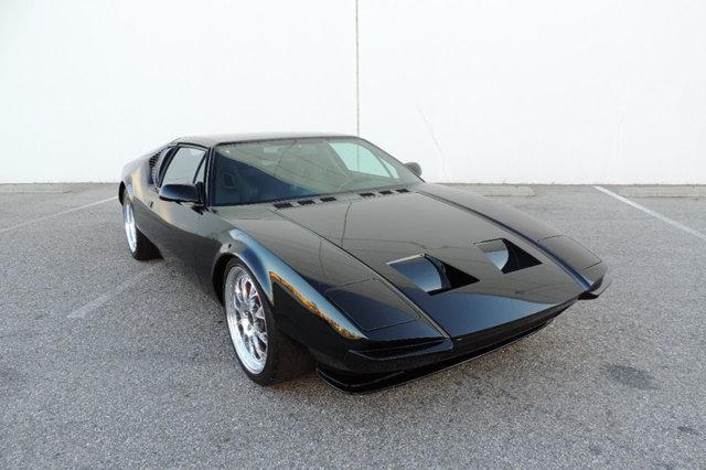 1972 De Tomaso Pantera Built by Don Byers