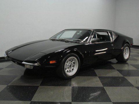 1972 De Tomaso Pantera for sale