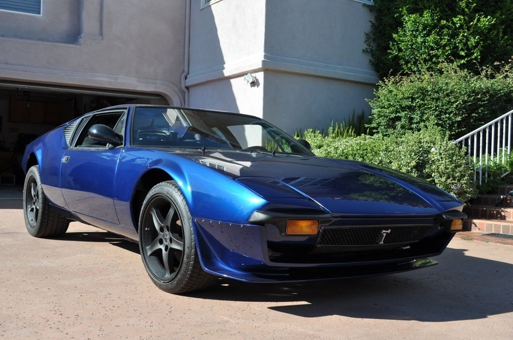 1972 de tomaso pantera for sale. Black Bedroom Furniture Sets. Home Design Ideas