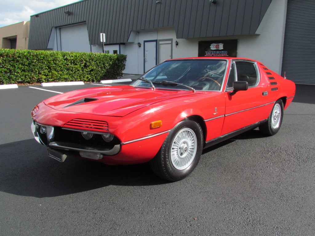1973 alfa romeo montreal for sale. Black Bedroom Furniture Sets. Home Design Ideas