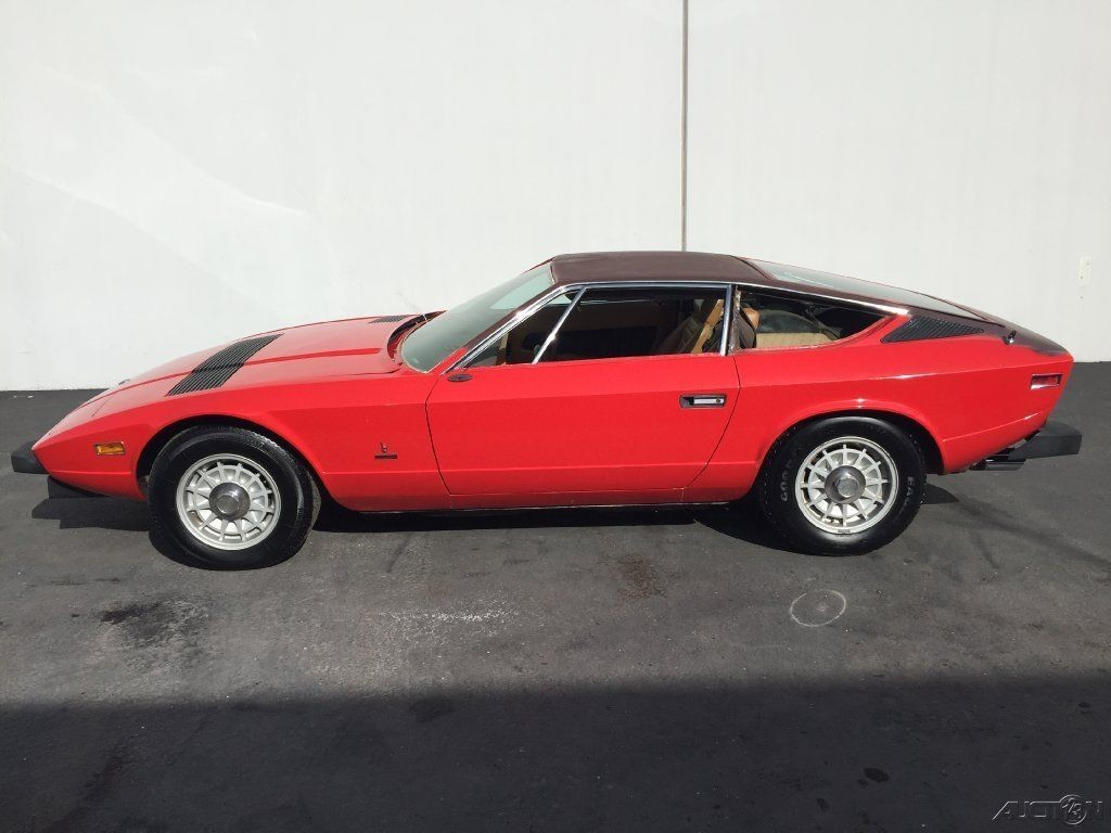 1975 Maserati Khamsin For Sale