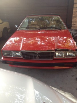 1987 Maserati Spyder for sale