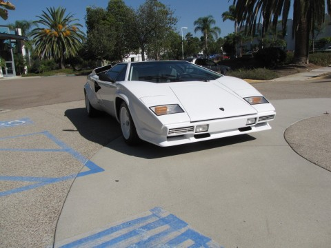 1988 Lamborghini Countach 5000 QV for sale