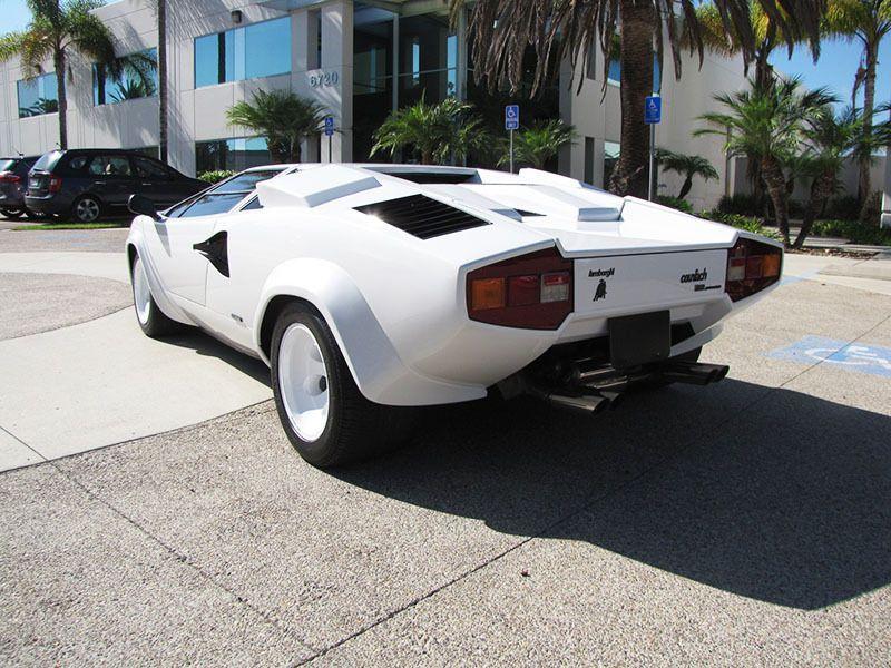 1988 Lamborghini Countach 5000 Qv For Sale