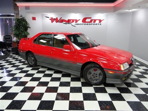 1992 Alfa Romeo 164 4dr Sedan Sport for sale