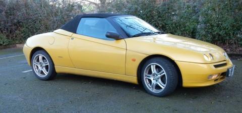 1998 Alfa Romeo 916 Spider for sale