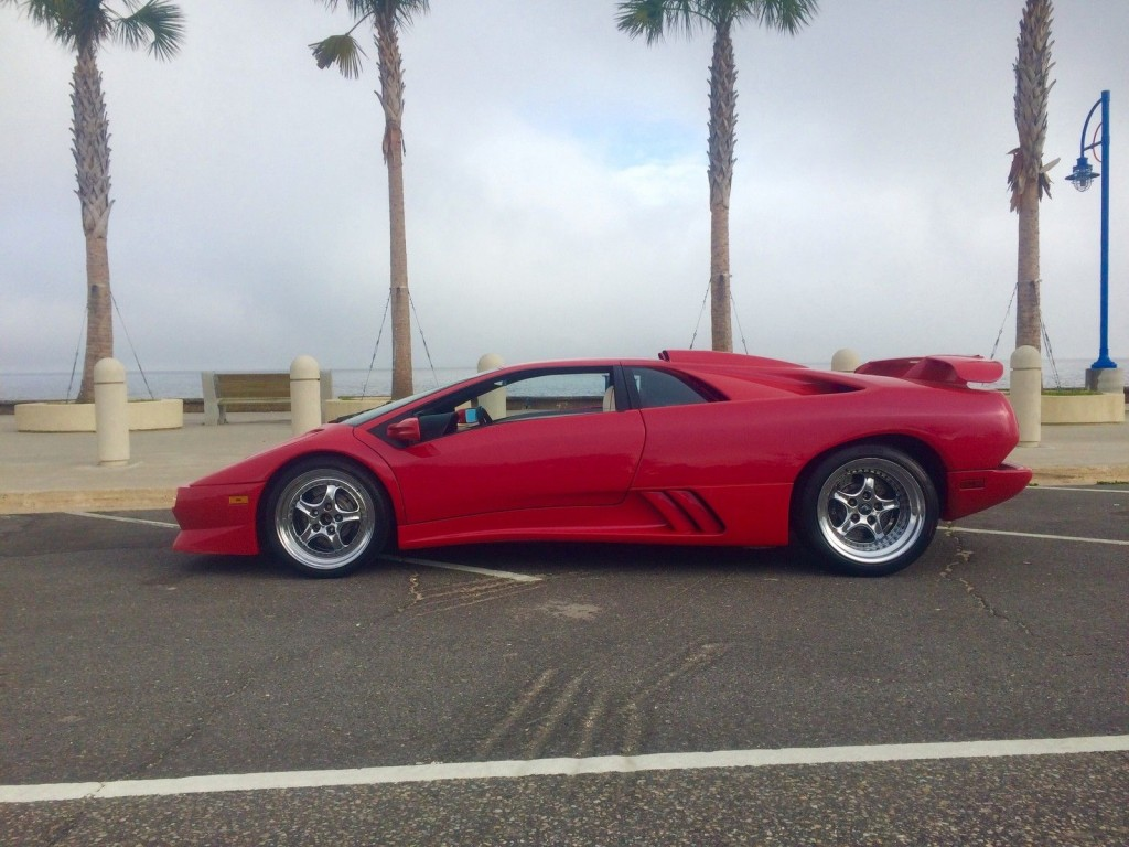 1998 Lamborghini Diablo Monterey Edition SV, #3 of 20
