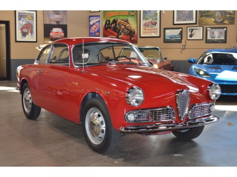 1961 Alfa Romeo Giulietta Sprint for sale