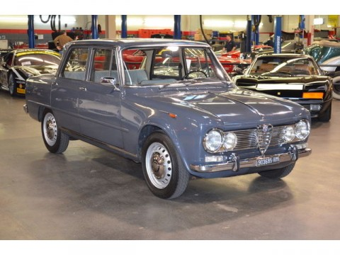 1965 Alfa Romeo Giulia Super for sale