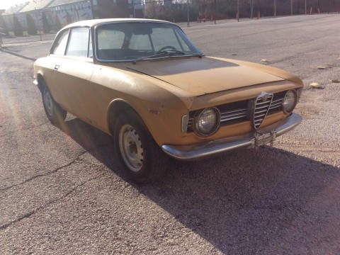 1967 Alfa Romeo Giulia Sprint GT Veloce 1600cc GTV stepnose for sale