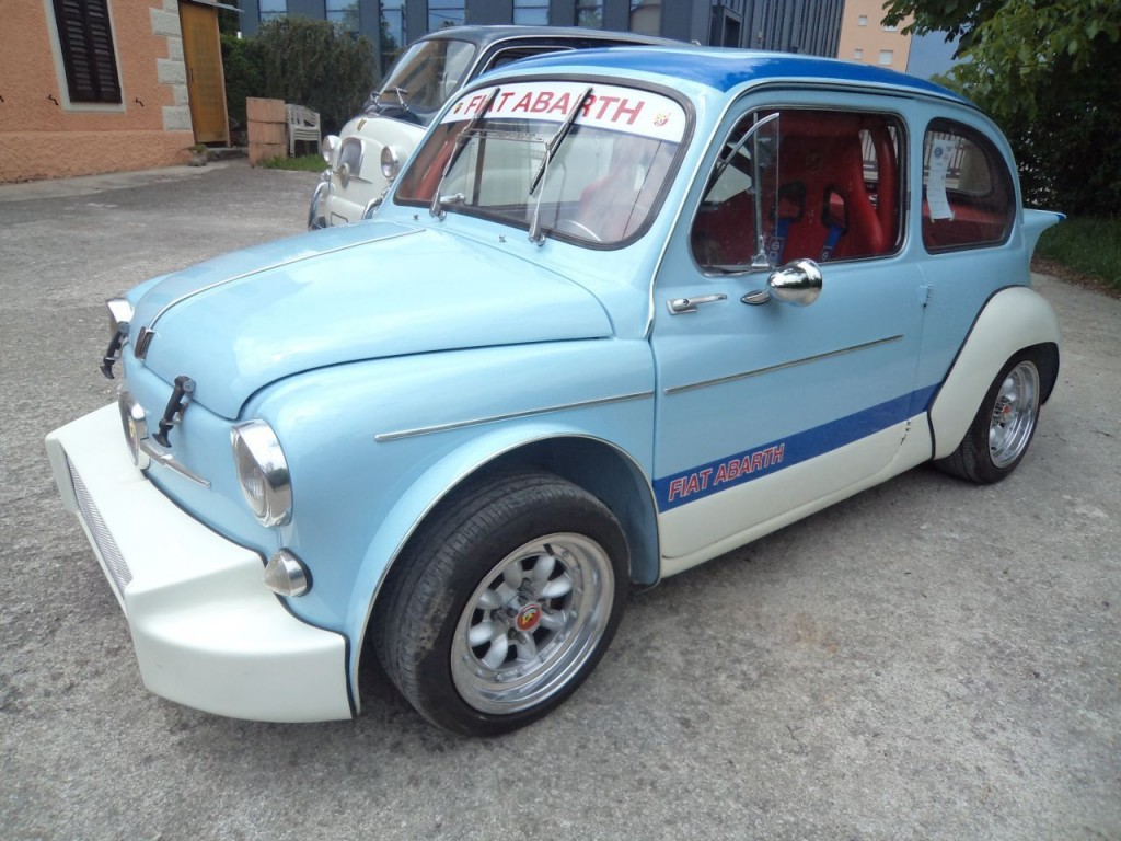 Fiat Abarth Tcr Replica For Sale X on Fiat Millecento