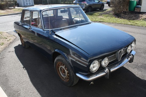 1970 Alfa Romeo Berlina for sale