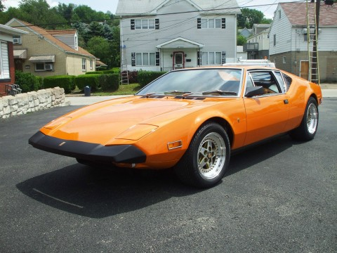 1973 De Tomaso Pantera for sale