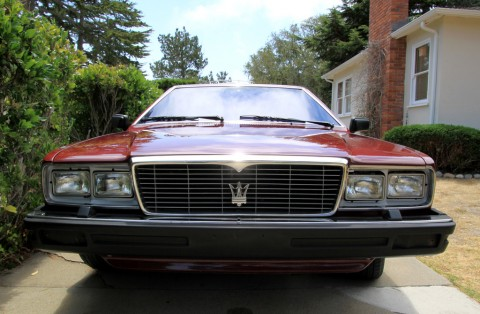 1982 Maserati Quattroporte III for sale
