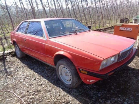 1984 Maserati Coupe Biturbo for sale
