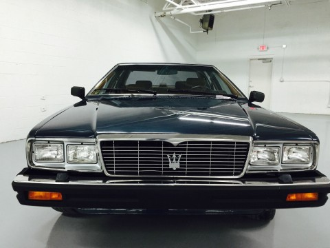 1986 Maserati Quattroporte III for sale
