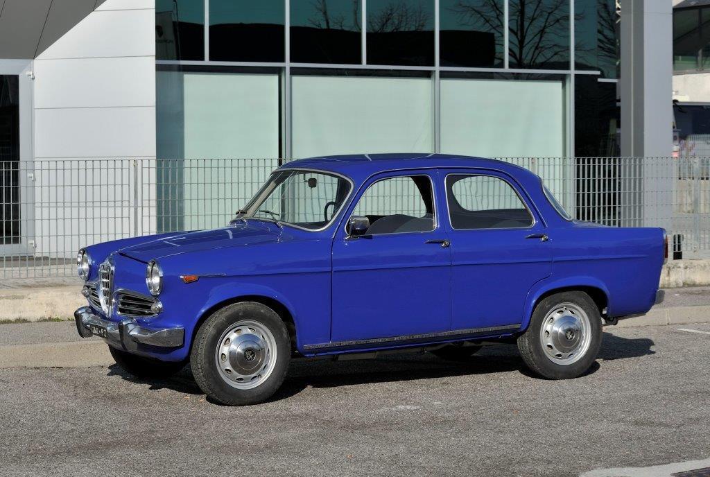 1960 Alfa Romeo Giulietta Ti Tipo 101 11 For Sale