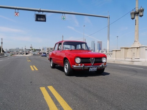 1970 Alfa Romeo Giulia Super Restored for sale