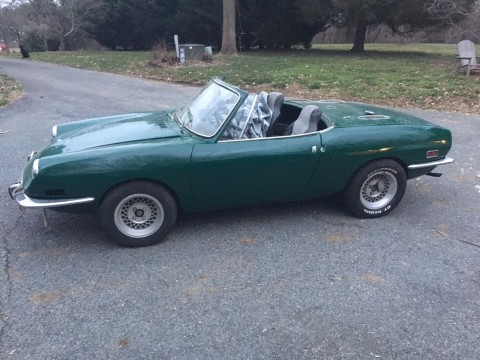 1970 Fiat 850 Super Spider for sale