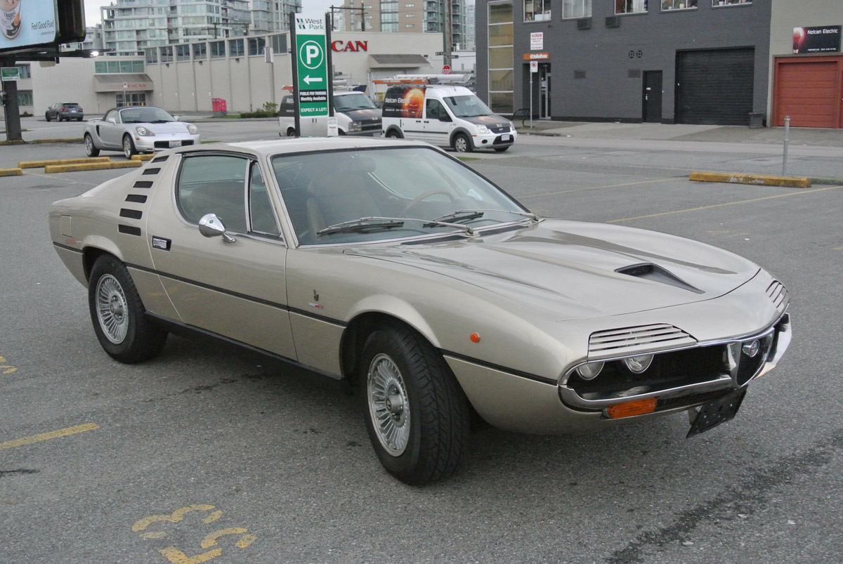 1972 alfa romeo montreal for sale - Alfa romeo coupe for sale ...
