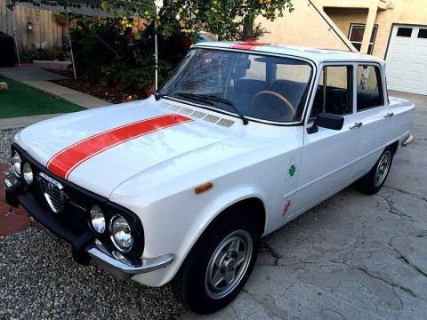 1974 Alfa Romeo Giulia Nuova Super 1300 Excellent for sale