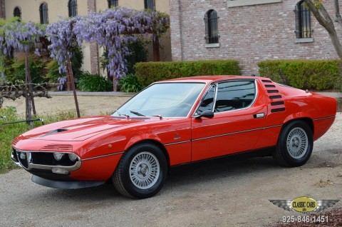 1974 Alfa Romeo Montreal for sale