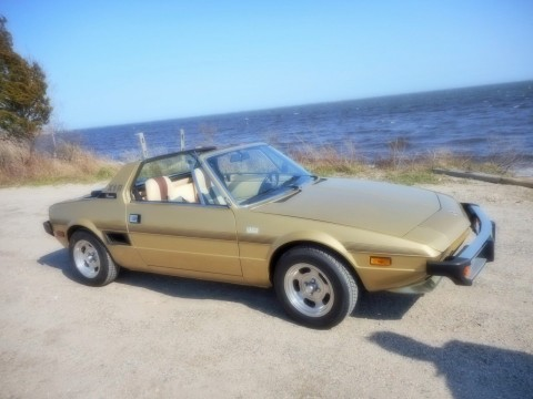 1978 FIAT X1/9 Bertone Convertible for sale
