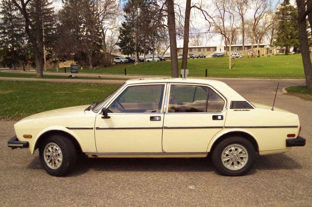 1979 Alfa Romeo Sports Sedan