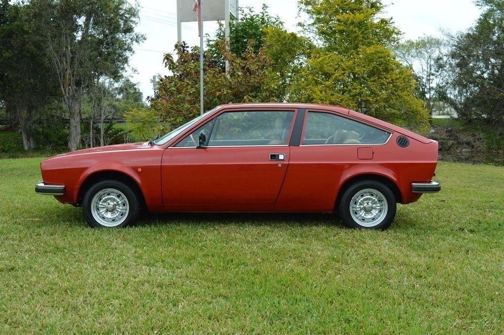 1979 Alfa Romeo Sprint Veloce for sale