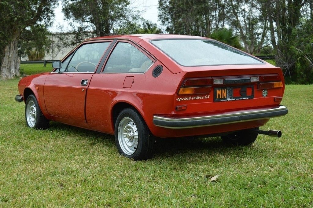 1979 Alfa Romeo Sprint Veloce For Sale