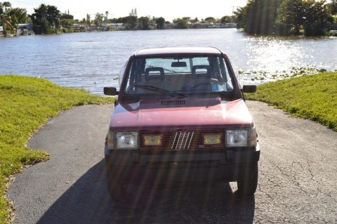 1987 Fiat Panda 4×4 for sale