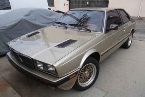 1987 Maserati Biturbo SI for sale